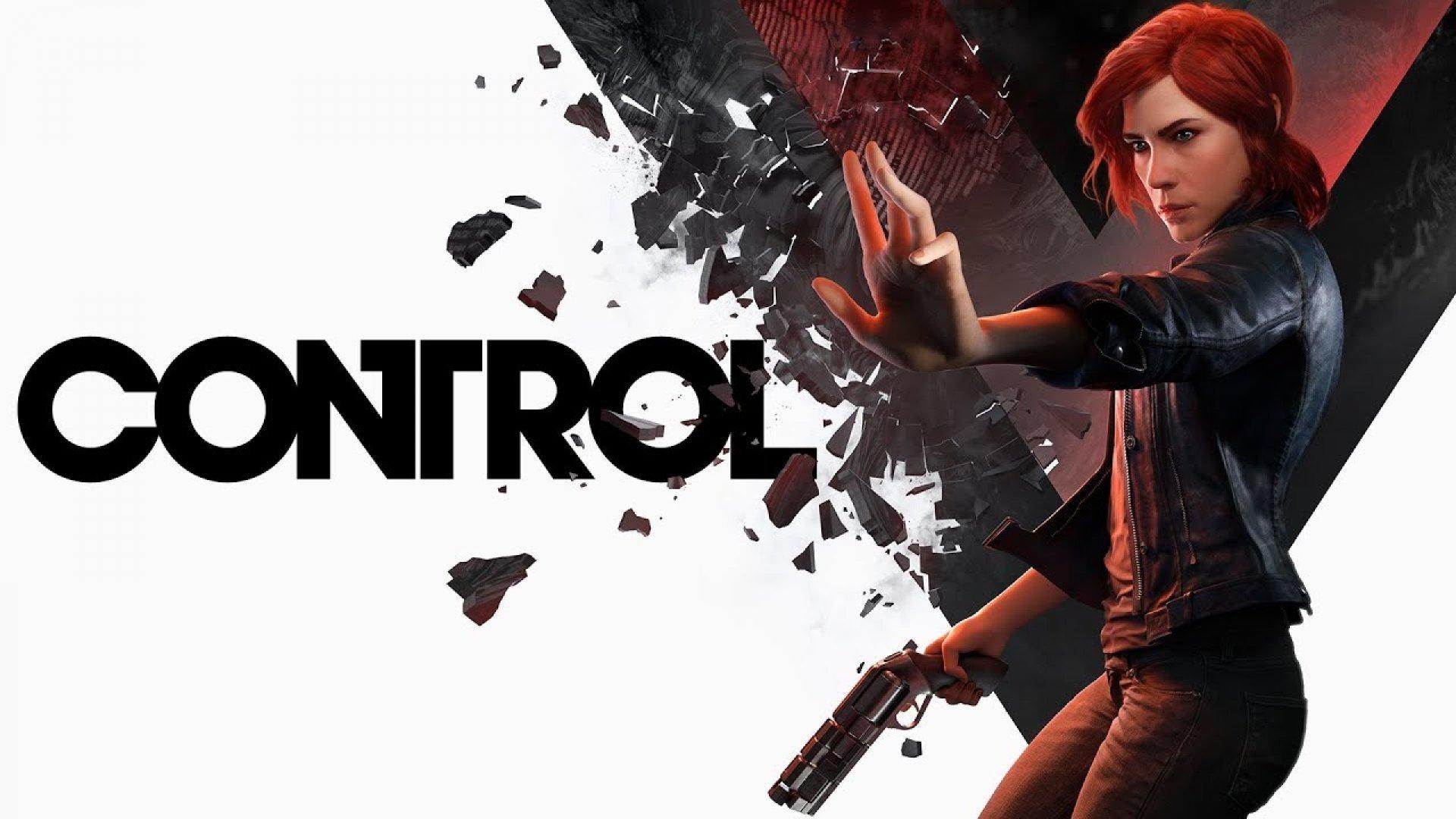 Слухи подтвердились: Alan Wake Remastered выйдет осенью 2021 года (control game wallpaper 67556 69871 hd wallpapers)
