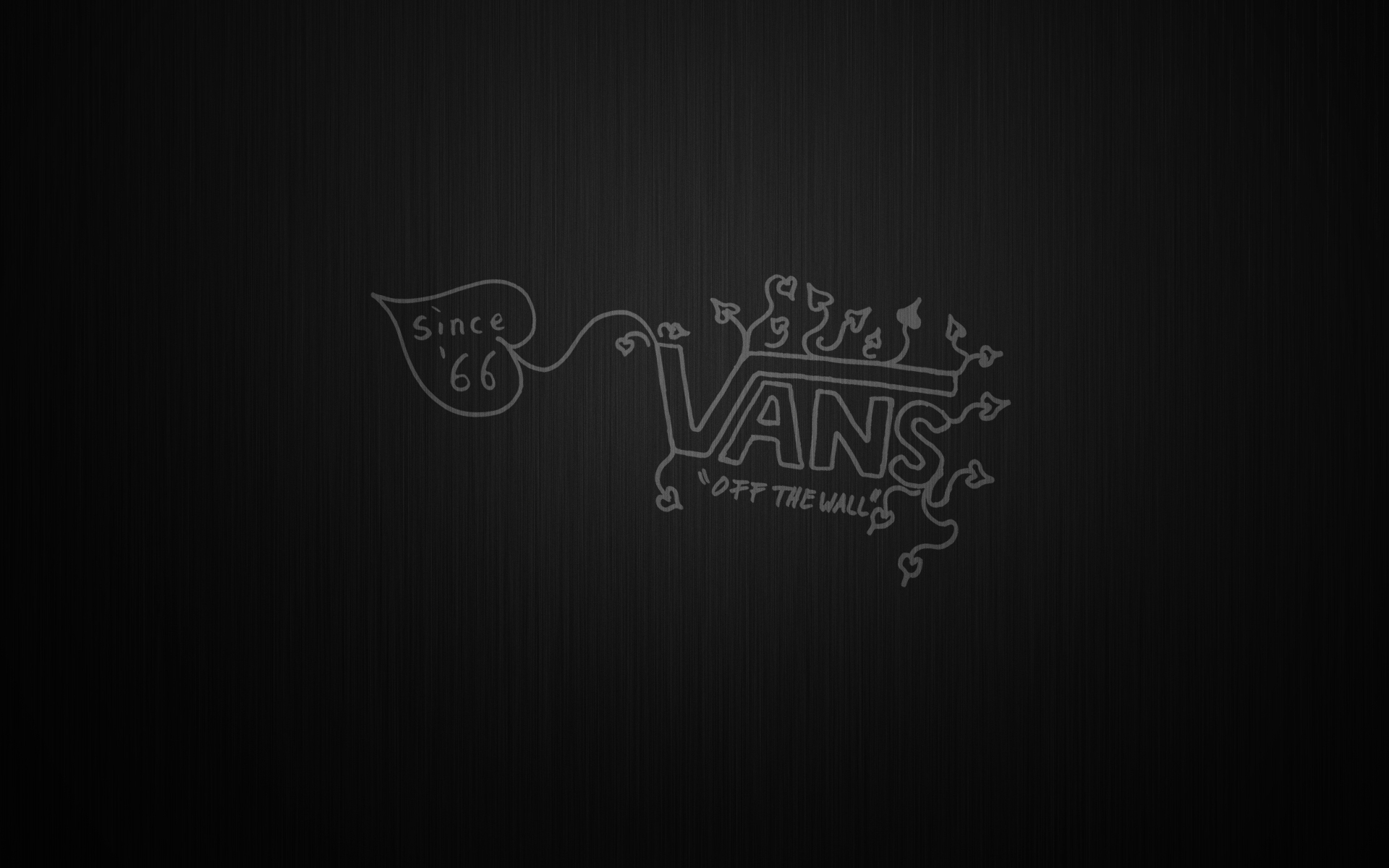 dark vans logo wallpaper 68306
