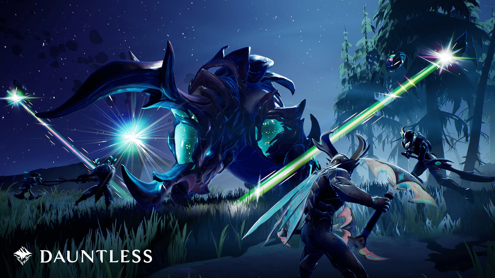 dauntless hd wallpaper 67603
