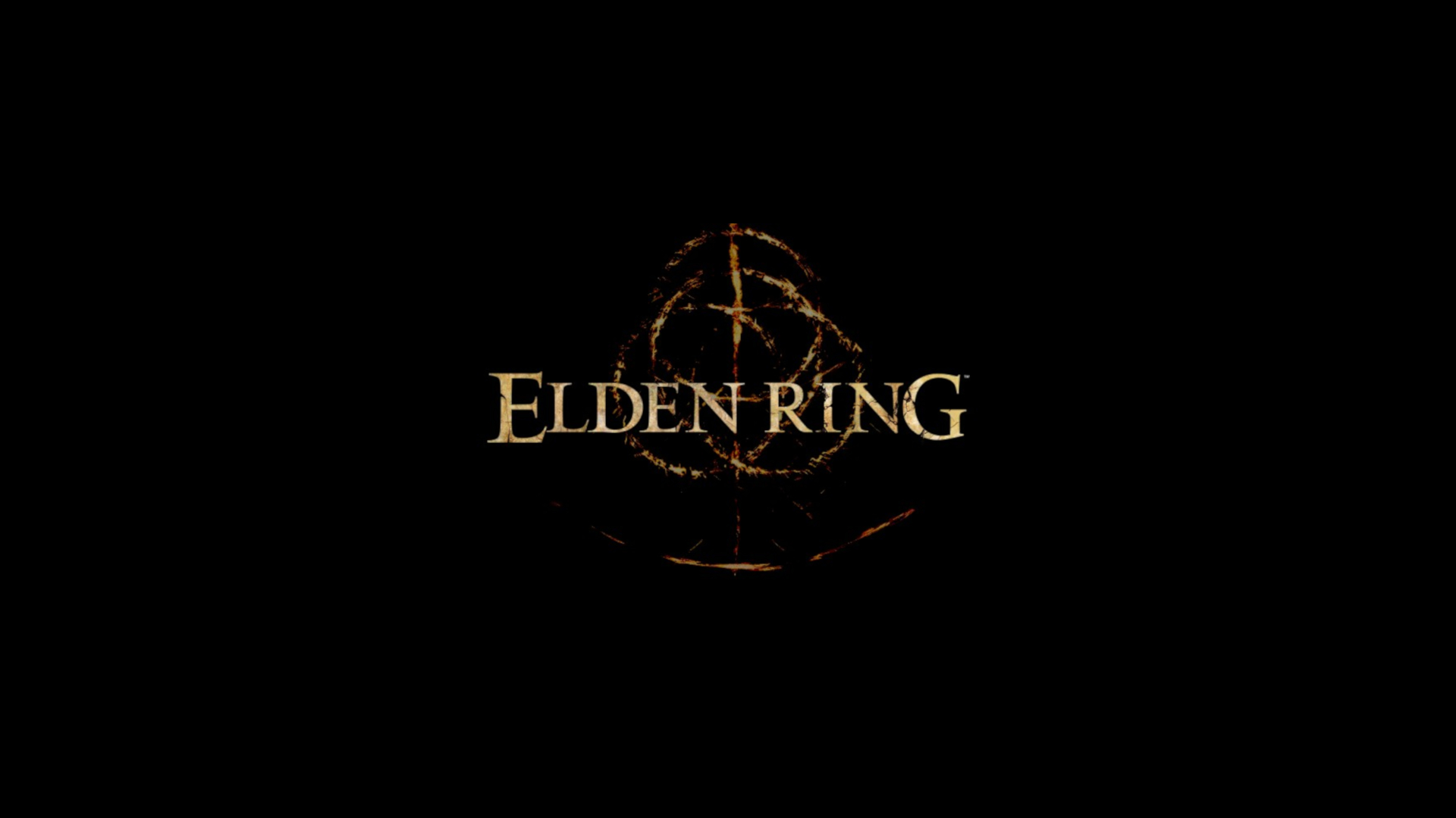 elden ring logo wallpaper 69413