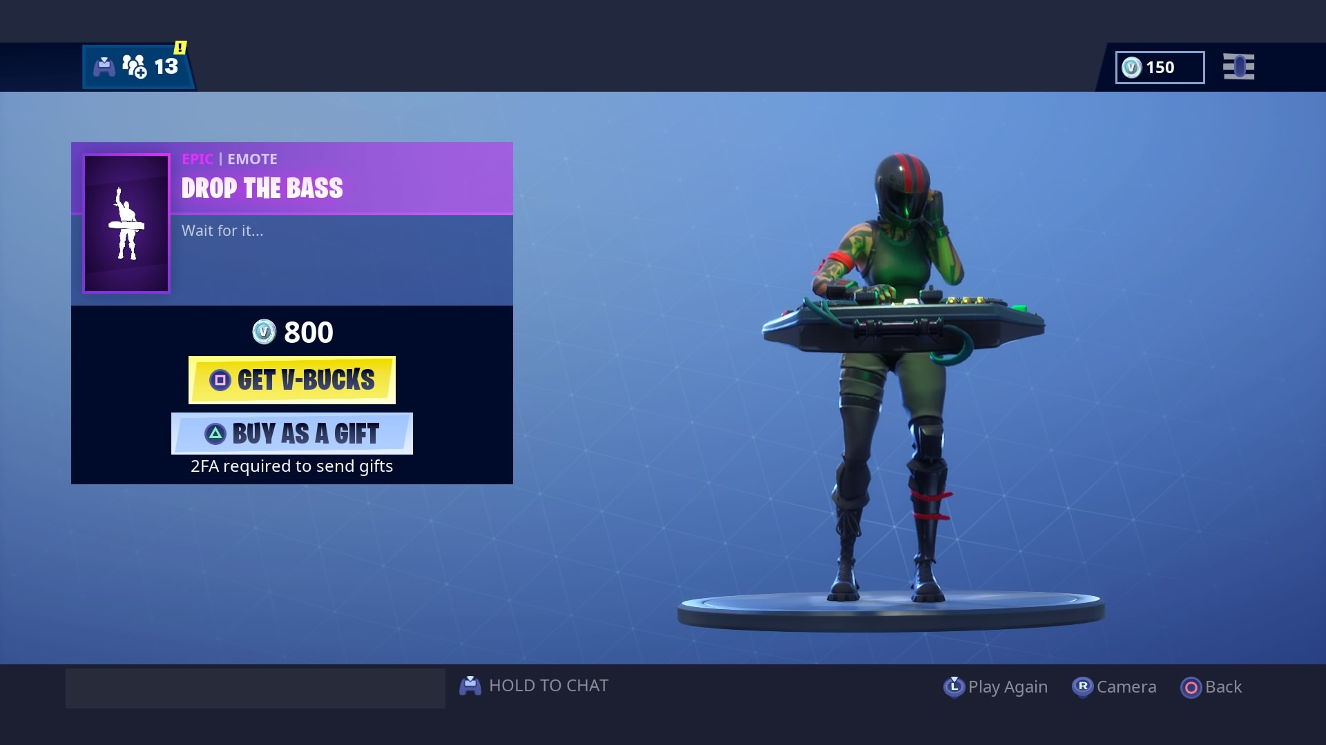 fortnite drop the bass wallpaper 67532
