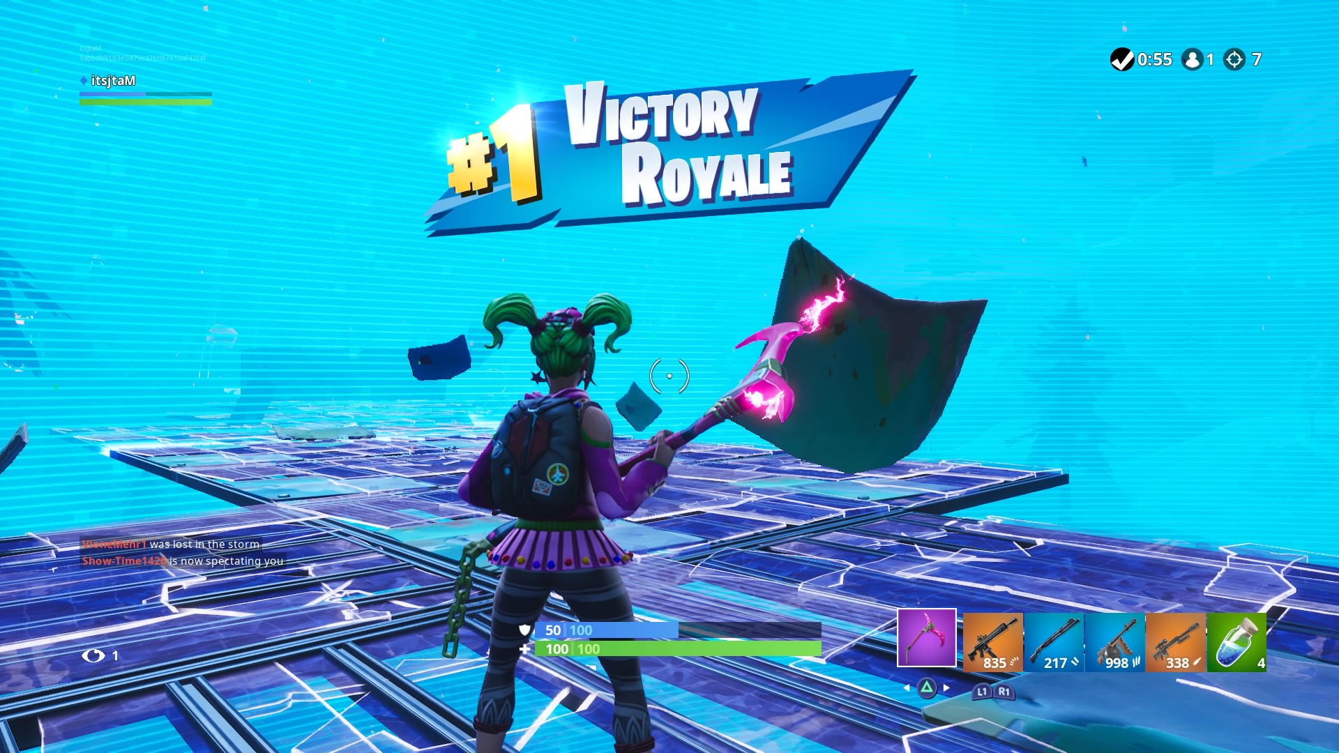 Fortnite Victory Royale Hd Itsjtam Wallpaper 67617 1920x1080px