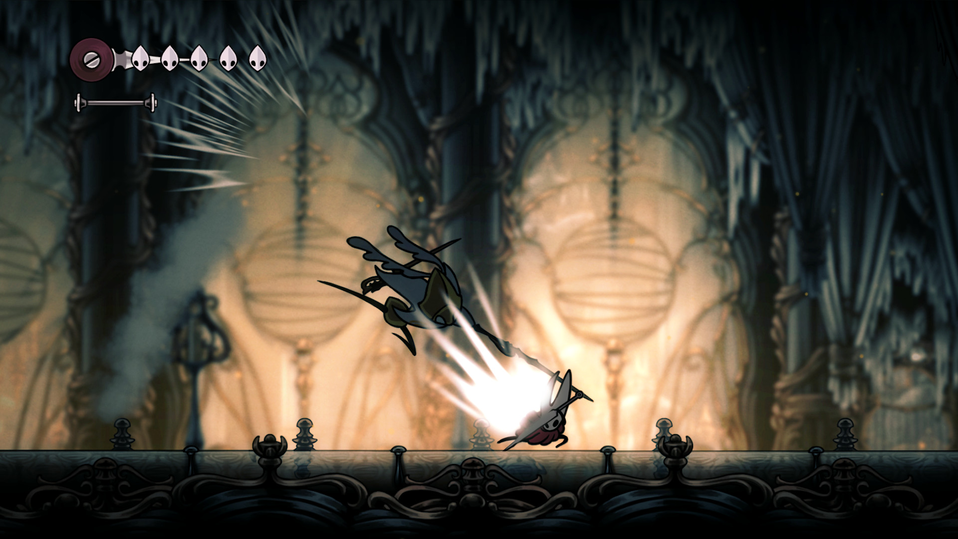 hollow knight silksong video game wallpaper 69248