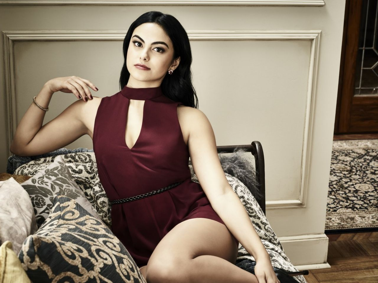 hot camila mendes wallpaper 66957