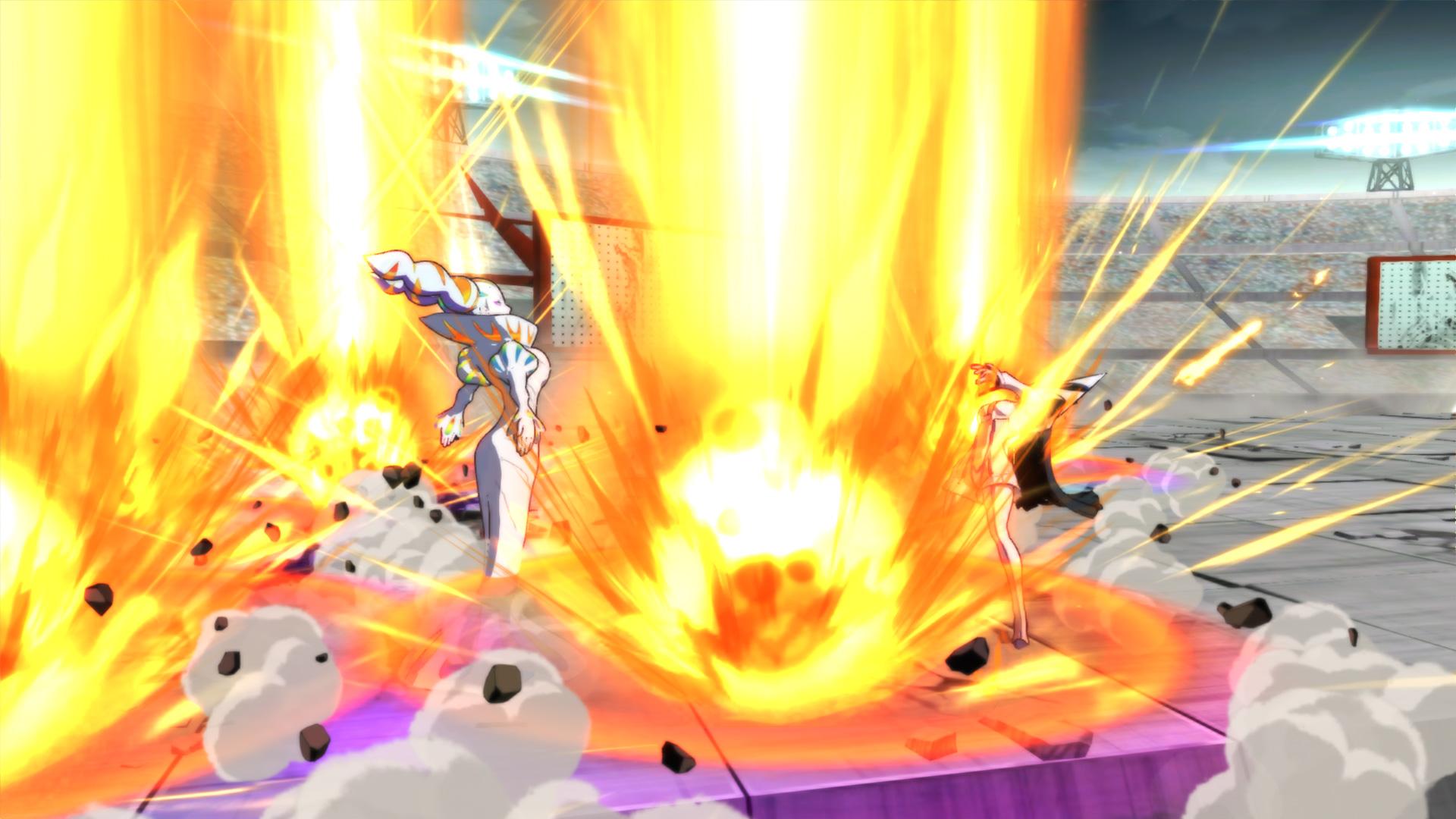 kill la kill if game screenshot wallpaper 68145