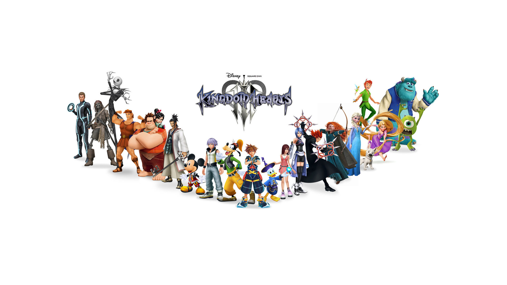kingdom hearts 3 game desktop wallpaper 67186