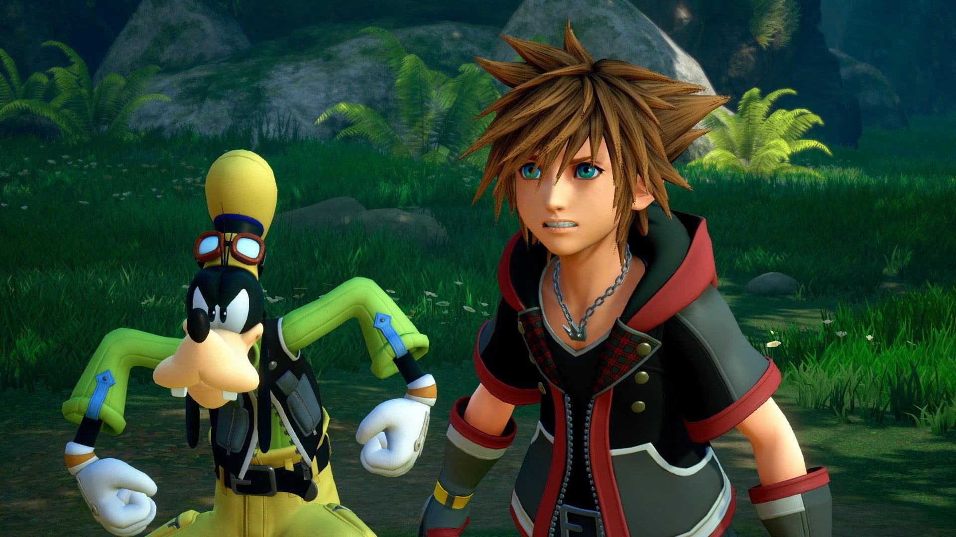Kingdom Hearts 3 Hd Wallpaper 67184 1920x1080px
