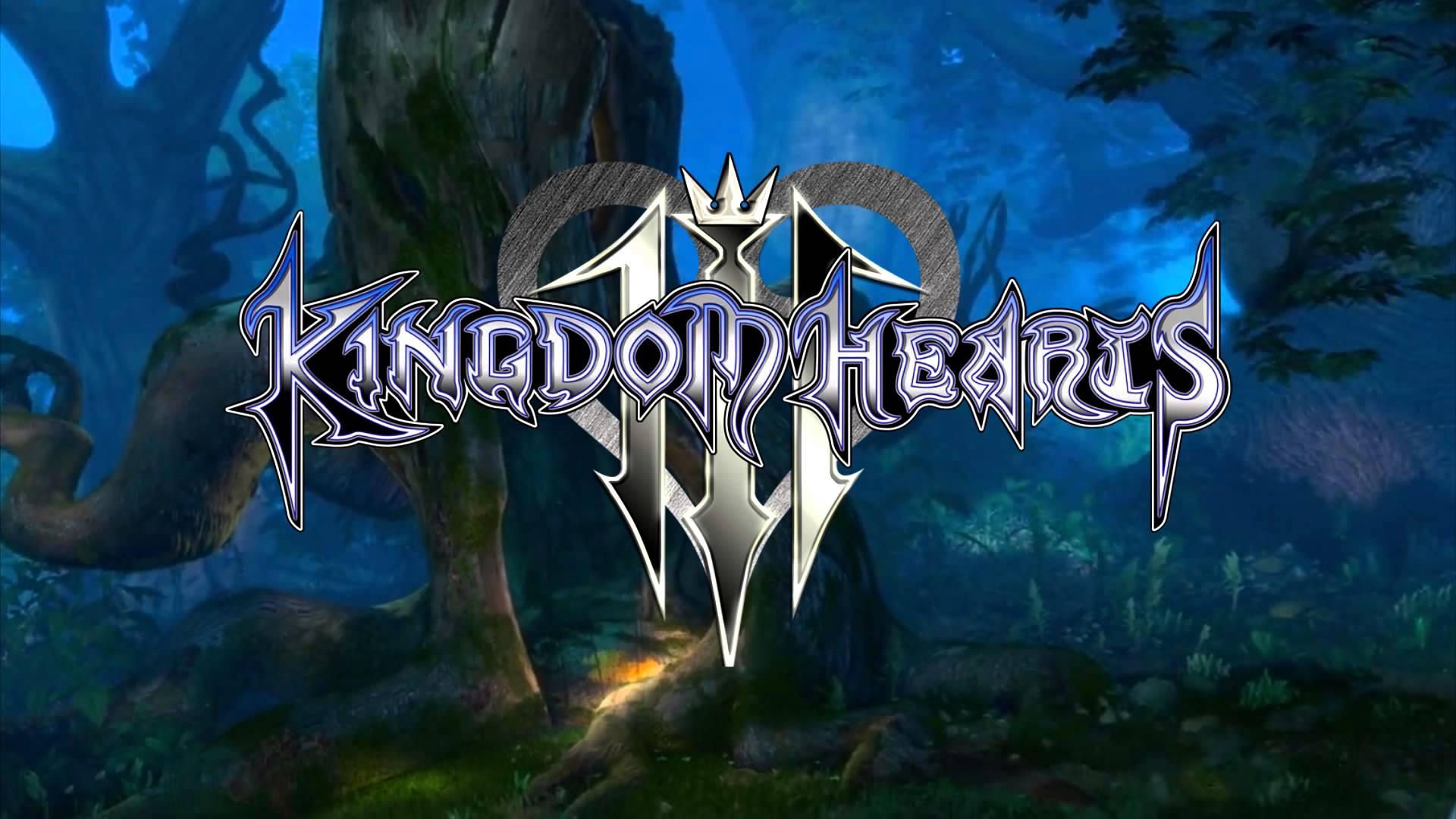 kingdom hearts 3 logo wallpaper 67179