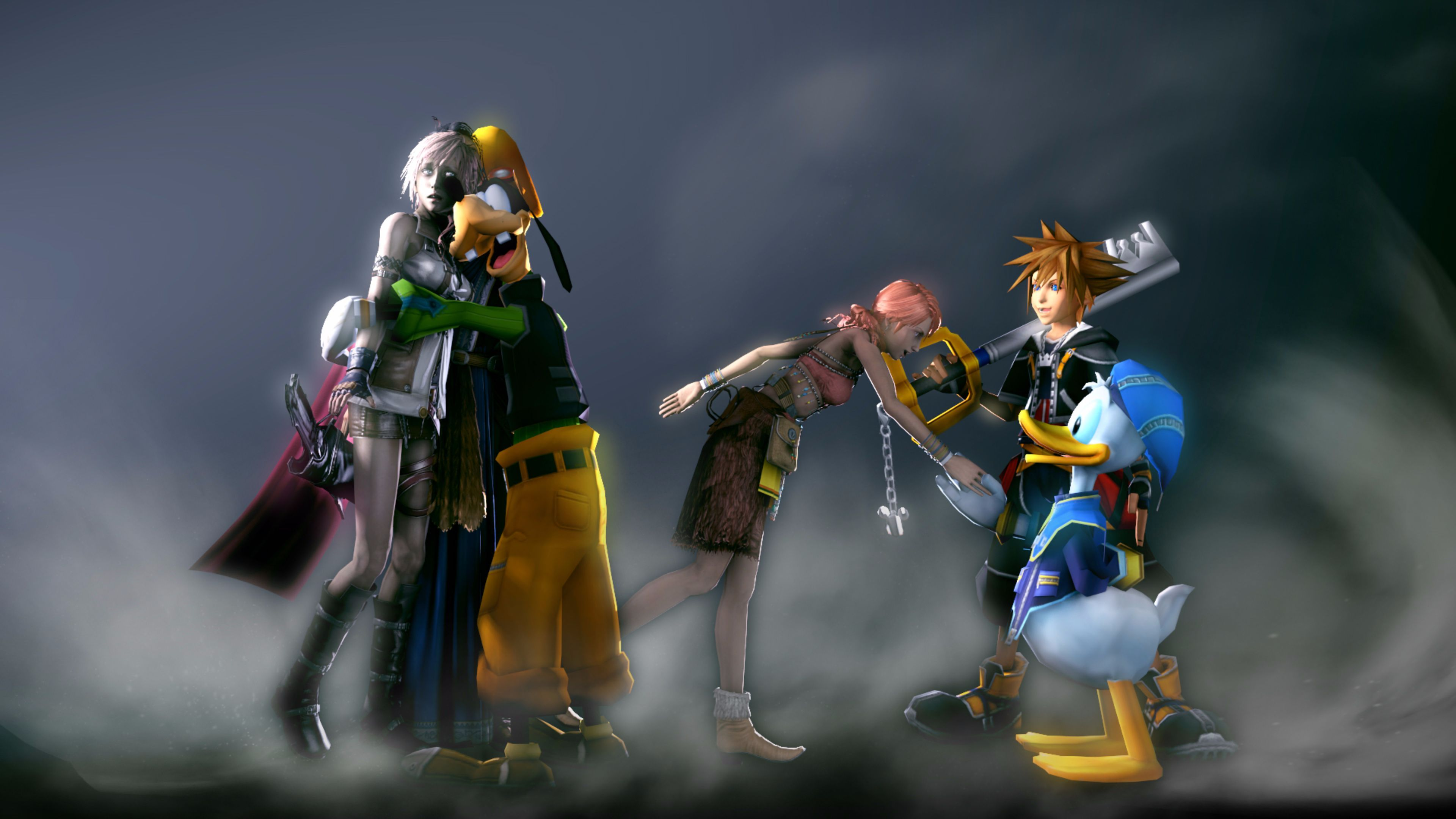 kingdom hearts 3 widescreen wallpaper 67190
