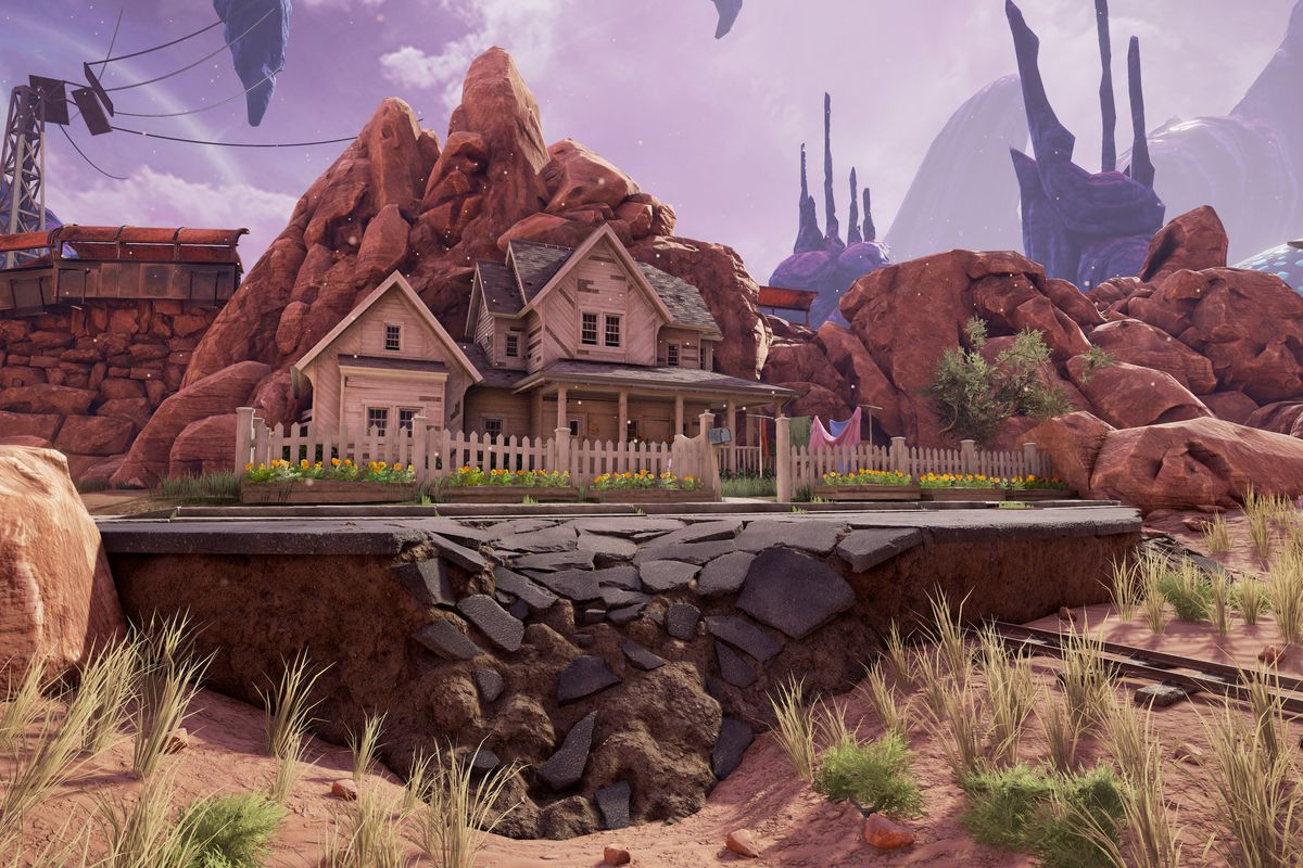 obduction game house hd wallpaper 68031