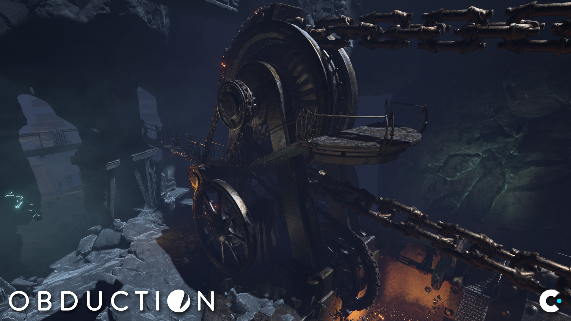 obduction game vr wallpaper 68023