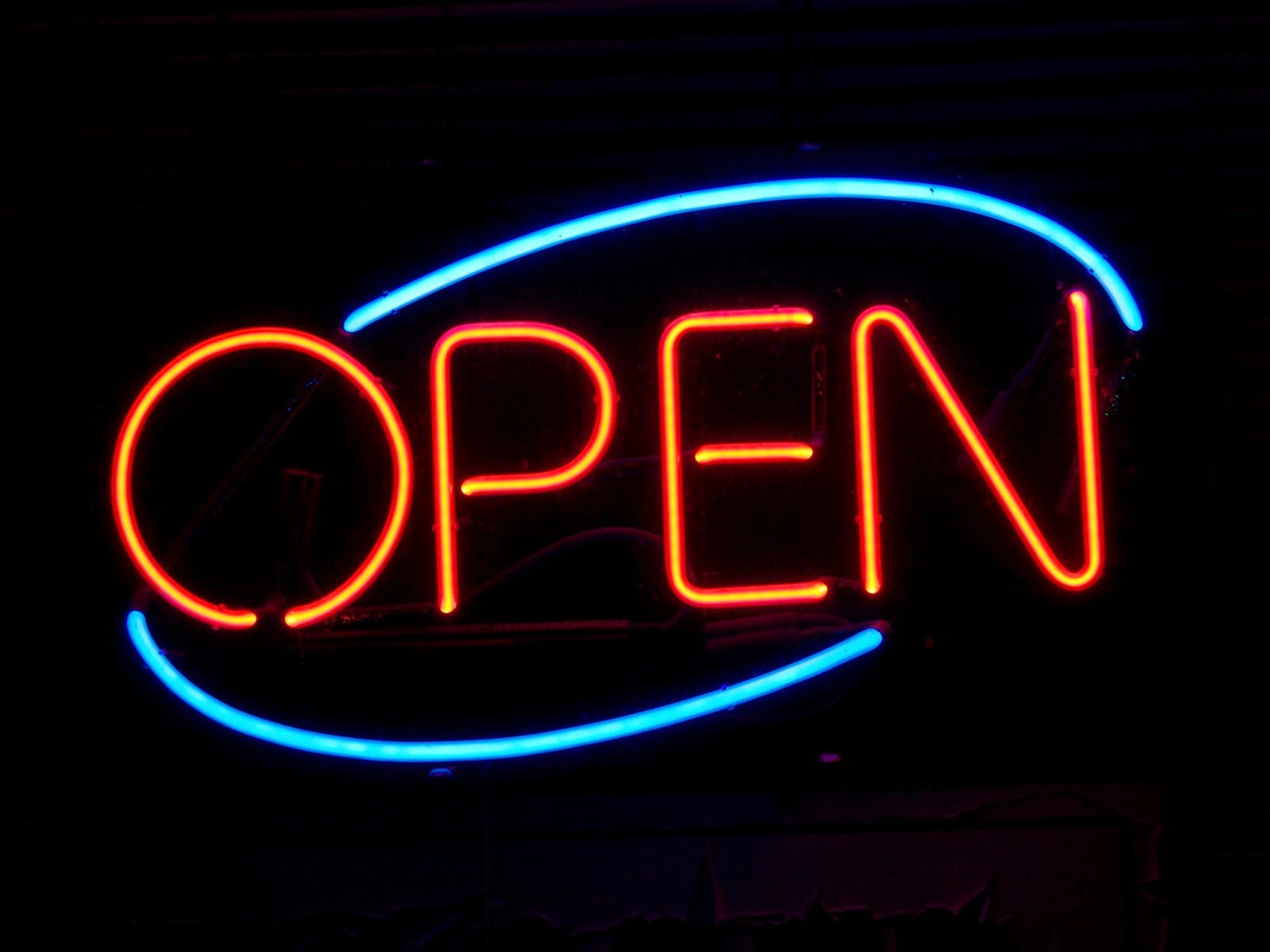 open neon sign photos wallpaper 66626