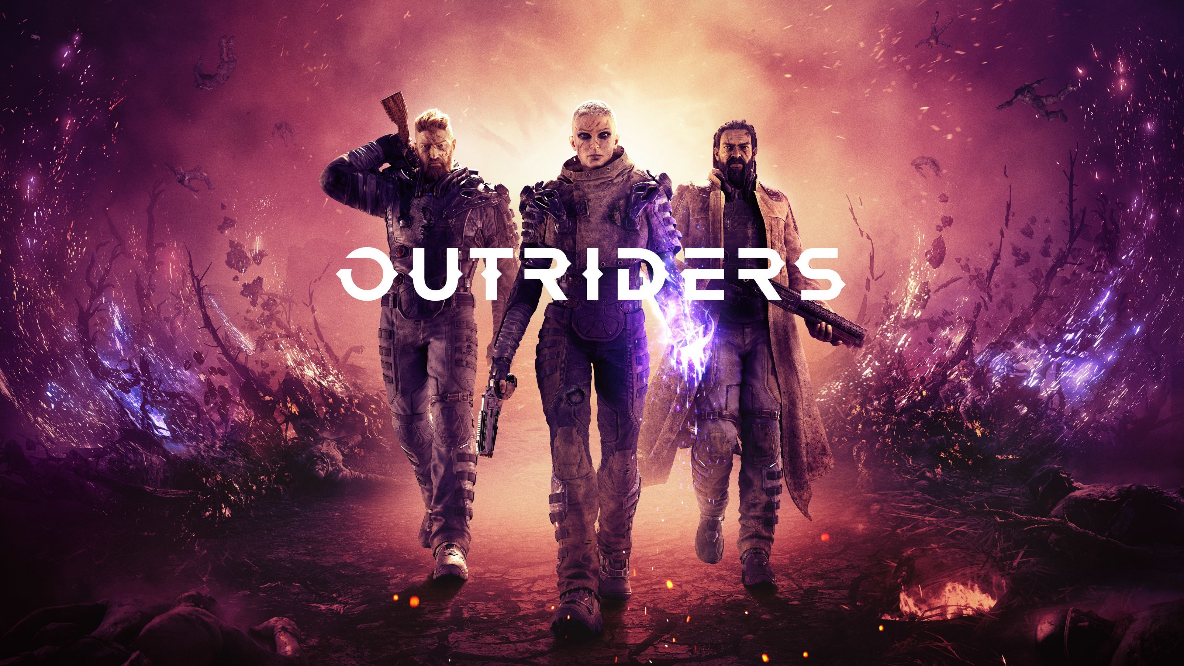 outriders video game hd wallpaper 69268