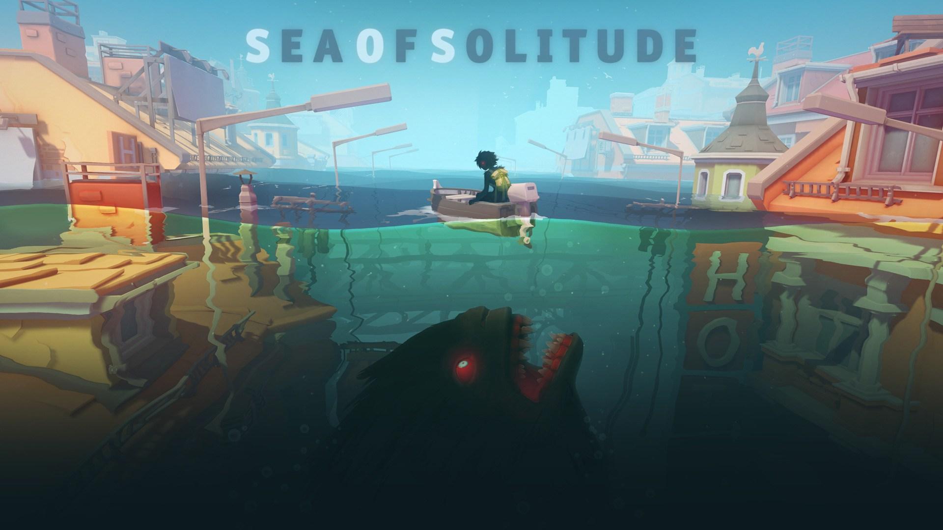 sea of solitude wallpaper 68147