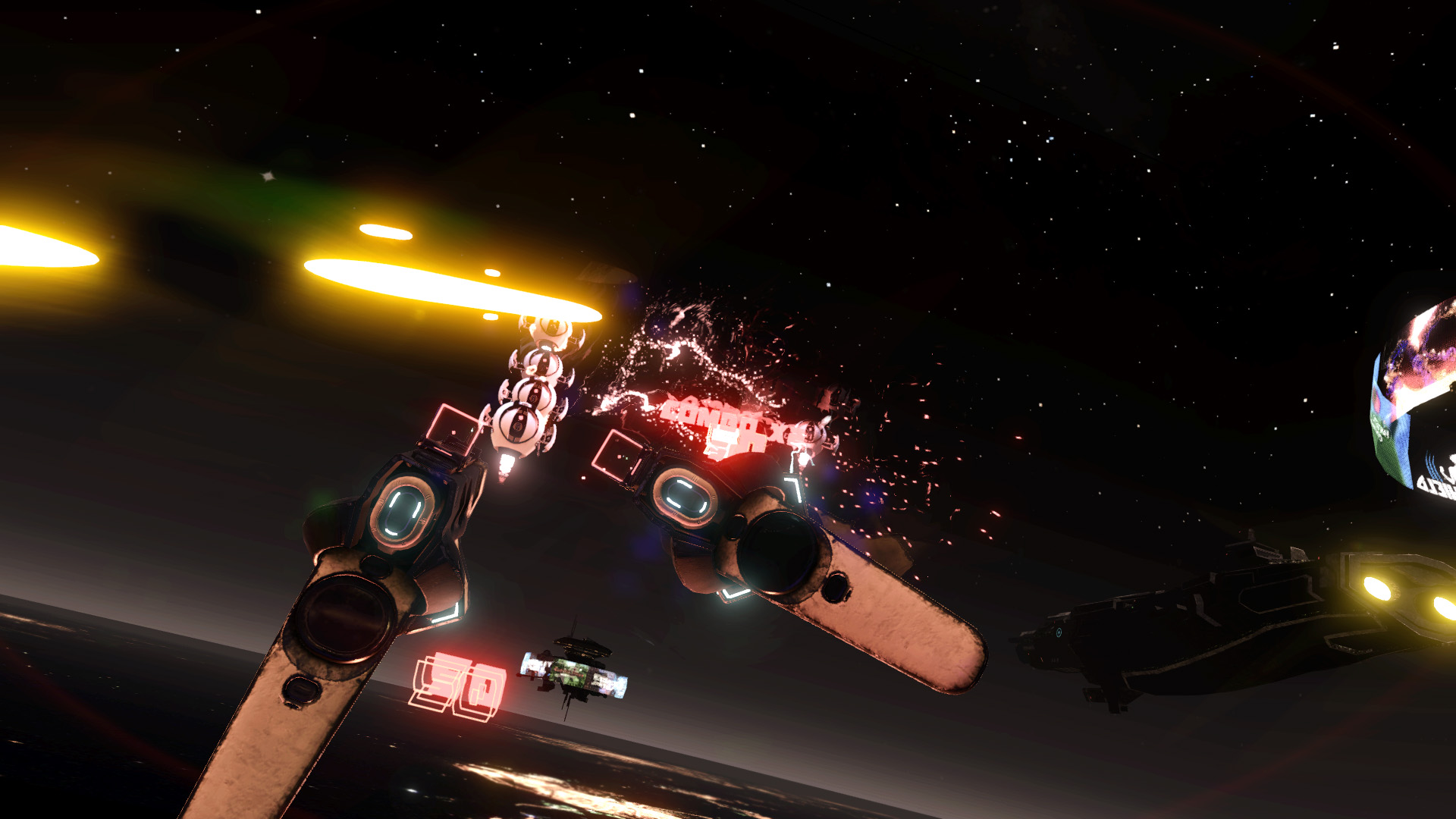 space pirate trainer vr video game wallpaper 67928