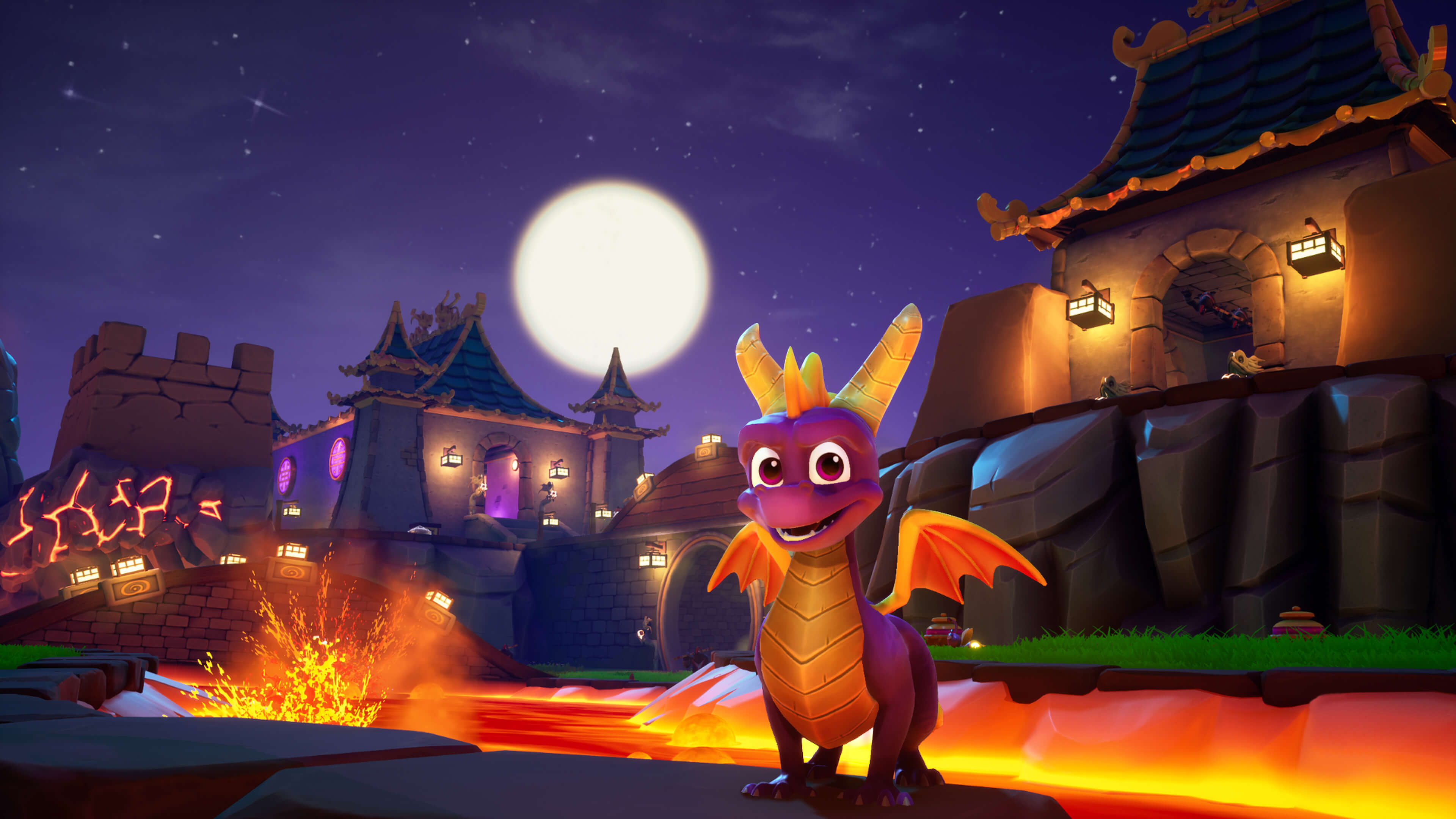 spyro reignited trilogy wide hd wallpaper 68731