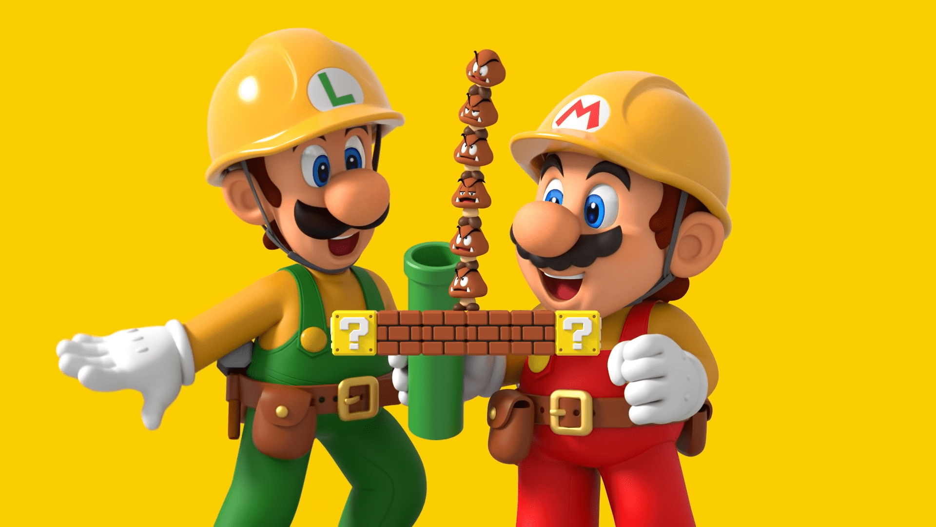 Super Mario Maker 2 Hd Wallpaper 68158 1920x1080px