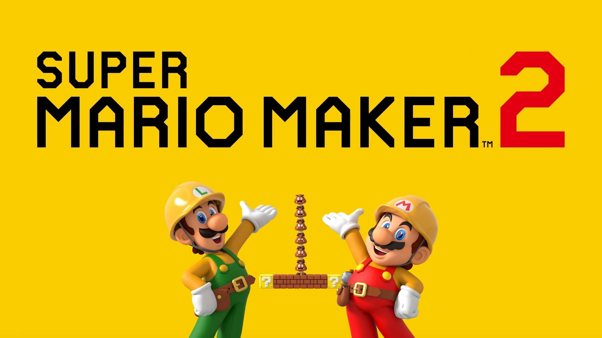 Super Mario Maker 2 Wallpaper 68159 1920x1080px