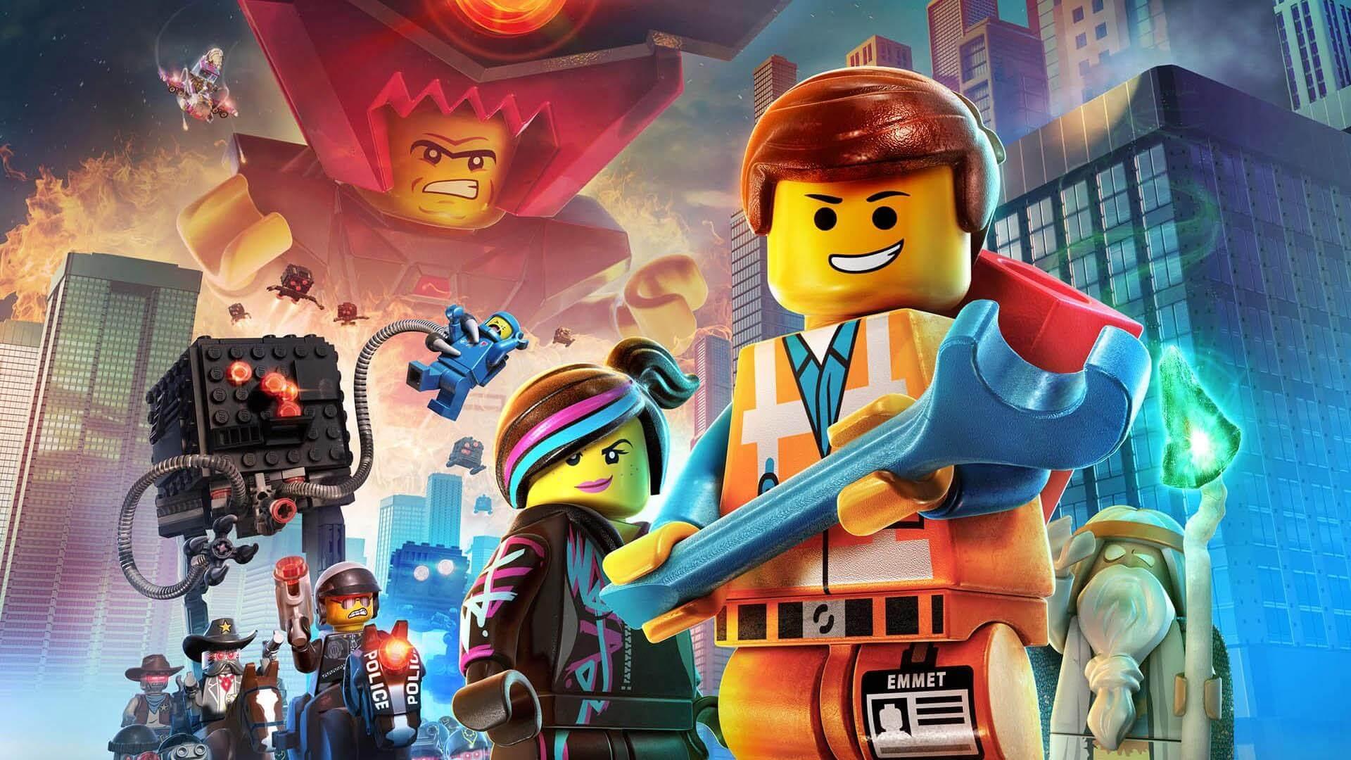 the lego movie 2 desktop wallpaper 66925