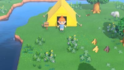 Animal Crossing New Horizons Gameplay Wallpaper 69258