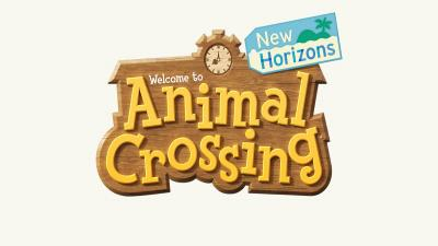 Animal Crossing New Horizons Logo Wallpaper 69261