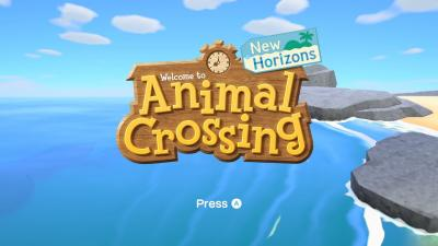 Animal Crossing New Horizons Menu Screen Wallpaper 69260