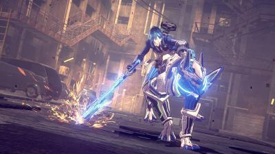 Astral Chain Desktop Wallpaper 67546