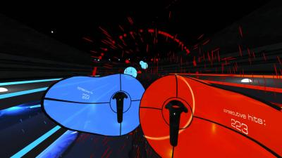 Audioshield VR Game Screenshot Wallpaper 68047