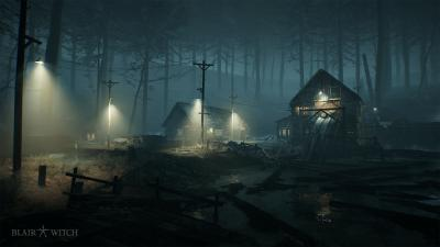 Blair Witch Game Desktop Wallpaper 68764