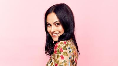 Camila Mendes Smile HD Wallpaper 66958