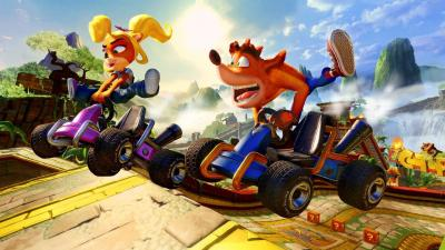 Crash Team Racing Nitro Fueled Wallpaper 68136