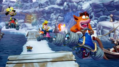 Crash Team Racing Nitro Fueled Widescreen Wallpaper 68137