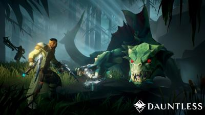 Dauntless Desktop Wallpaper 67594