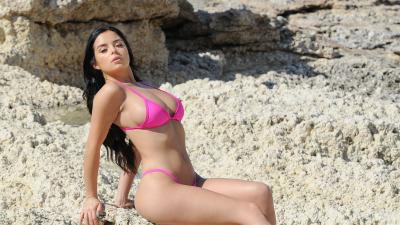 Demi Rose Bathing Suit HD Wallpaper 67936