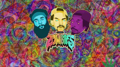 Flatbush Zombies HD Wallpaper 68696
