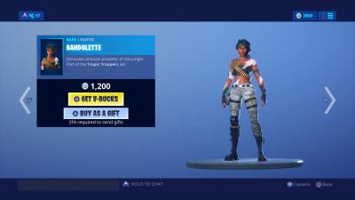 Fortnite Bandolette Wallpaper 67857