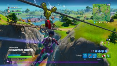 Fortnite Gorgeous Gorge Wallpaper 69501