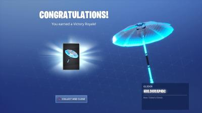 Fortnite Holographic Glider Wallpaper 67619