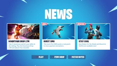 Fortnite News Screen Wallpaper 67618