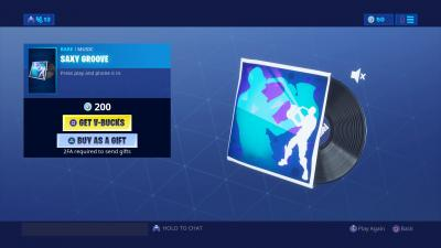 Fortnite Saxy Groove Wallpaper 67981