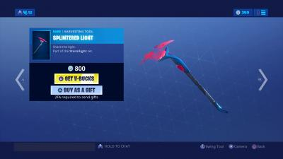 Fortnite Splintered Light Wallpaper 67961