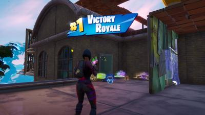 Fortnite Victory Wallpaper 69500