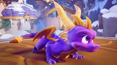 Game Spyro Reignited Trilogy Wallpaper 68732