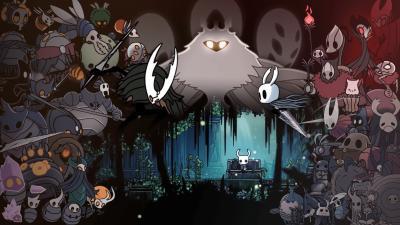 Hollow Knight Silksong Computer Wallpaper 69251