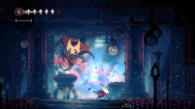 Hollow Knight Silksong Screenshot Wallpaper 69247