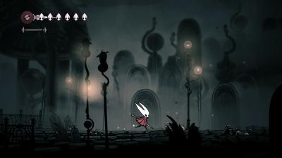 Hollow Knight Silksong Video Game Wallpaper 69246