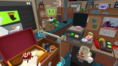 Job Simulator Desktop Wallpaper 67912