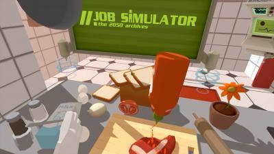 Job Simulator Game Desktop Wallpaper 67918