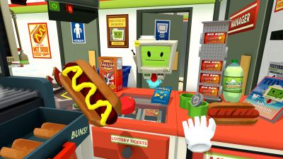 Job Simulator Video Game Wallpaper 67914