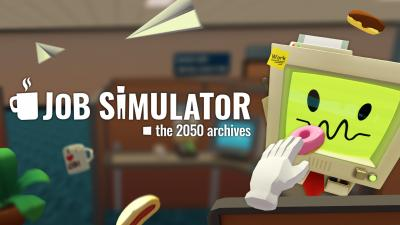 Job Simulator VR Video Game Wallpaper 67913